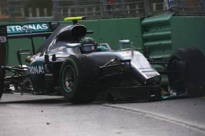 Rosberg özür diledi