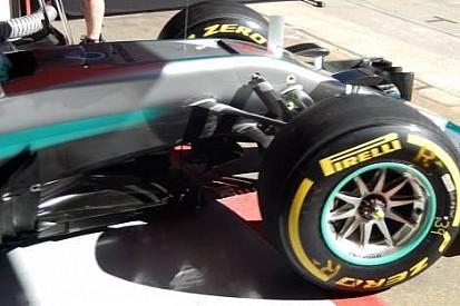 Rosberg yumuşak lastiklerle sabah seansının en hızlı pilotu