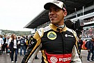 Maldonado 'F1'den ayrılışım benim için büyük sürpriz oldu'