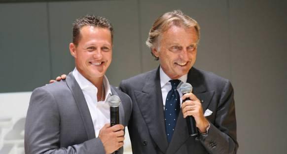Montezemolo: Schumacher cephesinde iyi haberler yok