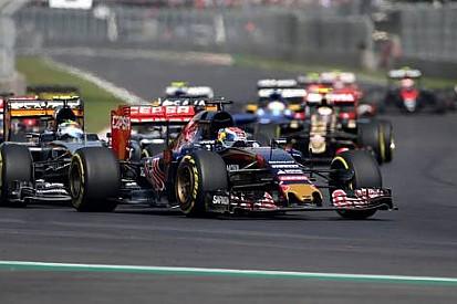 2016 F1 yarış takvimi - test programı - takım ve pilotlar