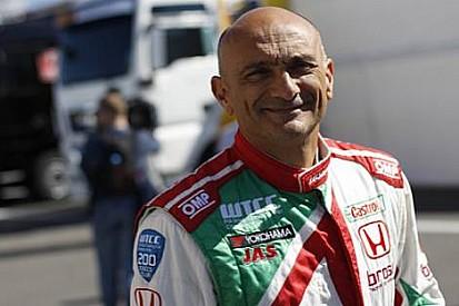 Honda WTCC takımı, 2016'da Tarquini ile yarışmayacak