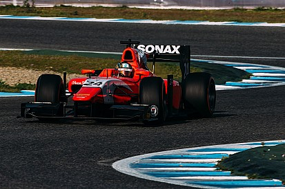 La Arden schiera Jimmy Eriksson e Nabil Jeffri in GP2