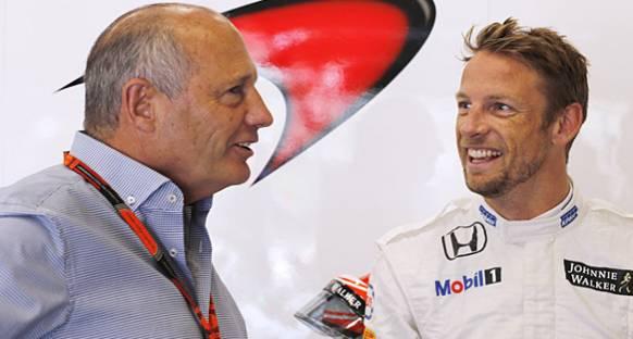 Button: Formula 1'de Hala Yarım Kalmış Bir İşim Var