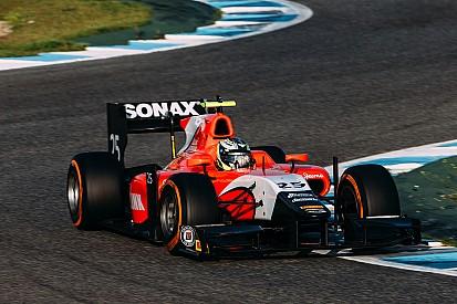 GP2: Arden verschijnt met Eriksson en Jeffri aan de start