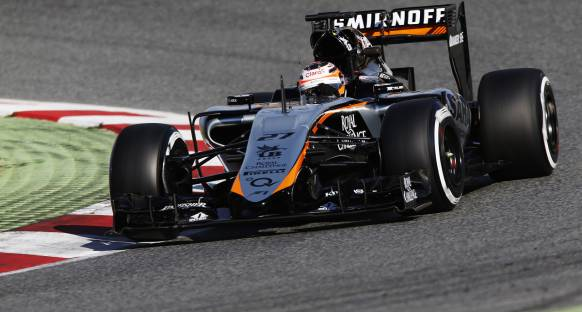 Force India: Yarış Hızımız Artık Zirvedekilere Yakın
