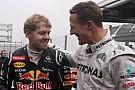 Arrivabene: Vettel, Schumacher'den Bile İyi