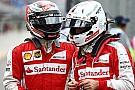 Arrivabene: Vettel ve Kimi'yi Kıyaslamayacağım