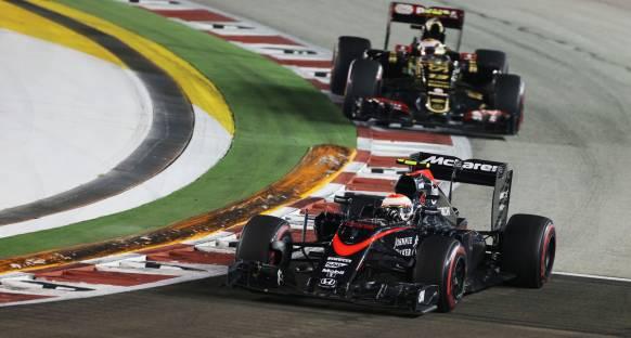 Button: Maldonado hiç değişmeyecek!