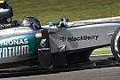 Rosberg'in motoru güç artış moduna geçince patladı