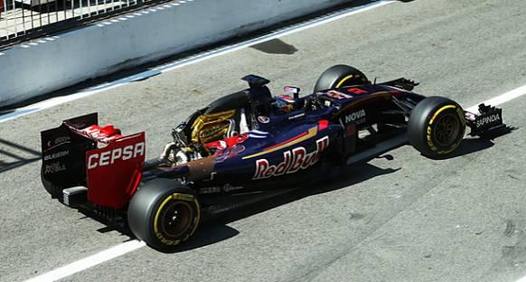 Verstappen'in Motor Kapağı, Ekibin Acelesinden Uçmuş