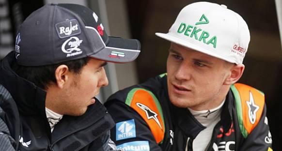 Force India, pilot kadrosunu seneye de korumayı umuyor