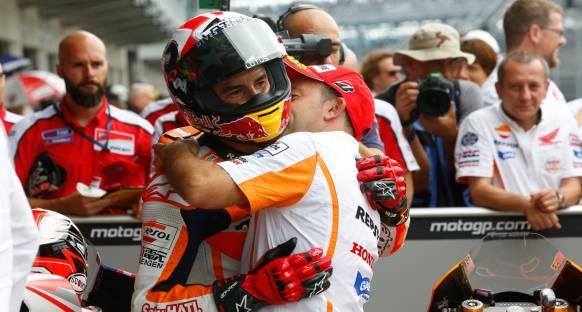 Indianapolis'te Marquez kazandı