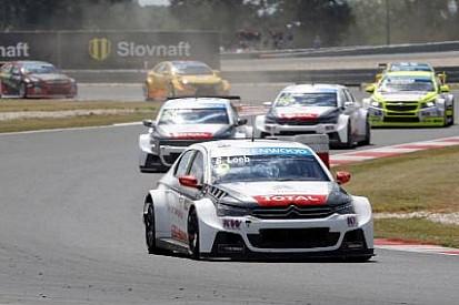 WTCC Slovakya yarışında zaferler Fransız sürücülerin