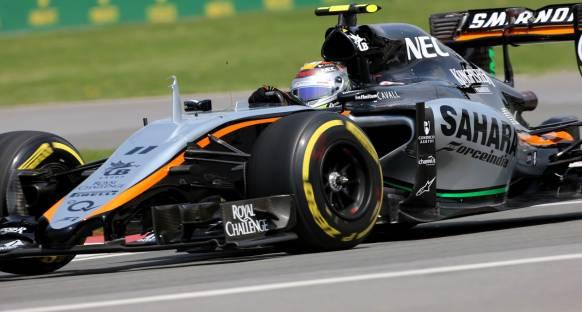 Yeni Force India çarpışma testlerini geçti
