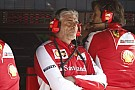 Arrivabene: Yeni Ferrari Raikkonen'e uygun tasarlandı