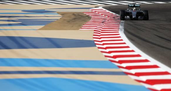 Son antrenmanların en hızlısı Lewis Hamilton