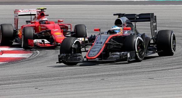 Alonso: McLaren'in hızı güzel bir sürprizdi