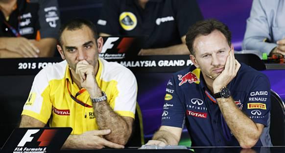 Renault Formula 1'den çekilebilir