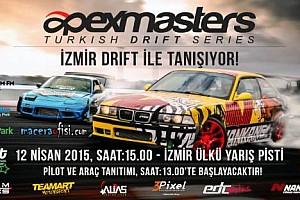 Türkiye - Pist Son dakika Drift fanları İzmir'de buluşacak