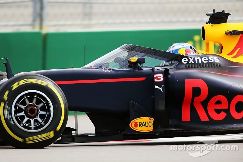 Red Bull - La F1 doit prendre une décision pour l'Aeroscreen