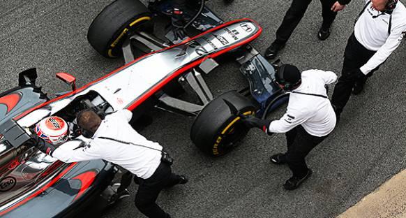 McLaren-Honda için asıl mücadele motor limiti