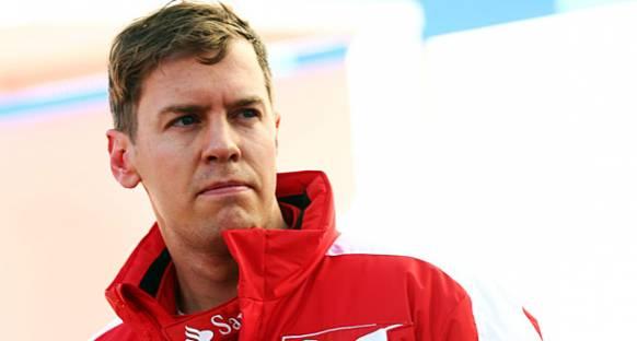 Vettel, Alonso'nun kazasının başlangıcını görmemiş