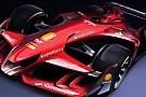 Ferrari, radikal F1 konseptini tanıttı