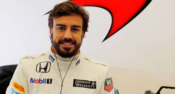 Alonso, McLaren-Honda ile yeni bir motivasyon buldu