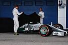 Mercedes, aracını ilk test gününde tanıtacak