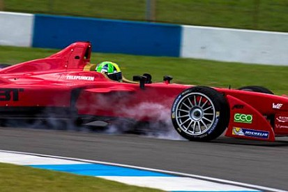 Formula E: İkinci günün lideri Di Grassi oldu