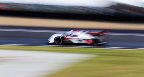 2014 Le Mans 24 Saat: Zafer Audi'lerin