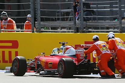 EL2 - Avantage Mercedes, Vettel en panne