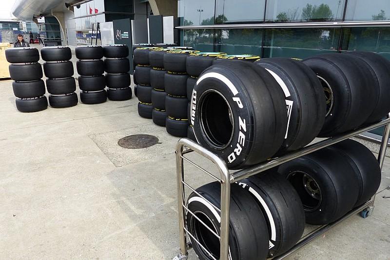 У Pirelli оголосили вибір командами шин для Китаю