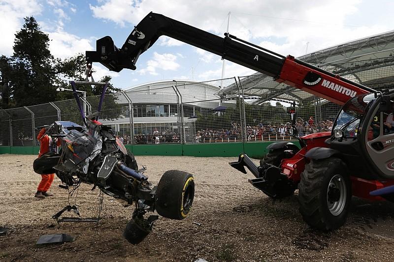У McLaren підтвердили пошкодження крісла Алонсо