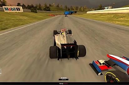 Mobil 1 ve Jenson Button'dan Yarışma Tüyoları
