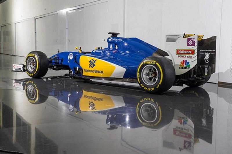 Sauber представила ліврею машини 2016 року