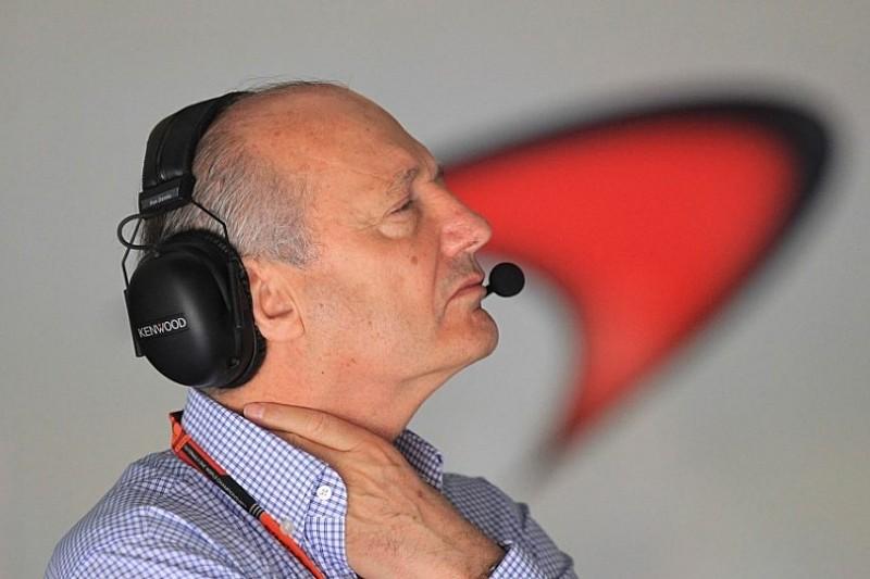 Рон Денніс про жахливий рік для McLaren