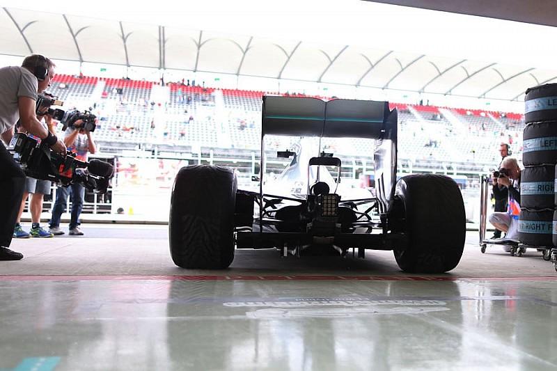 Технічні новинки Гран Прі Мексики
