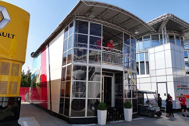 Команда Manor переїде на базу Caterham