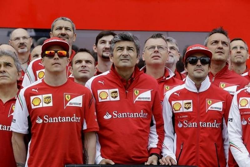 Ferrari обозначали зоны для модернизации