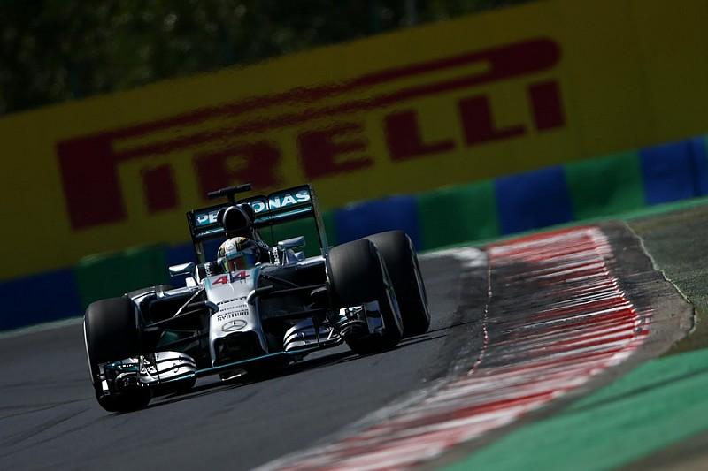 Шины Pirelli справляются с жарой Венгрии