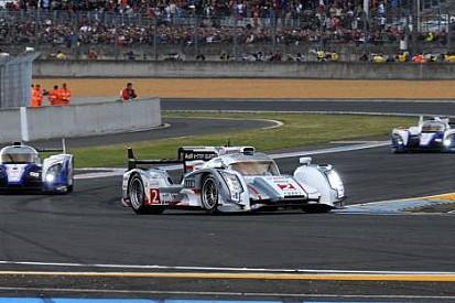 Le Mans 24'te 20. Saat: McNish zirve için bastırıyor