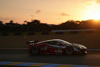 Le Mans 24'te 17. Saat: Audi'ler P1-P2-P3-P4'te