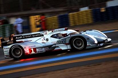 Le Mans 24'te 2. Saat: #1 Audi arayı açıyor