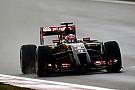 Итоги Lotus после четырех гонок