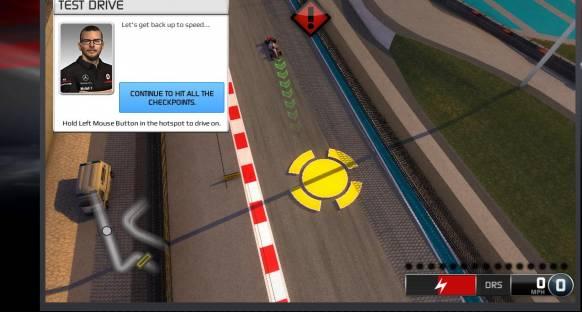 F1 Online: The Game'i test ettik
