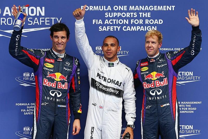Гран При Бельгии: квалификация