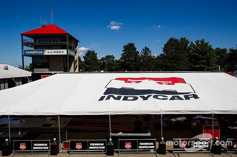 IndyCar no da por cancelado el evento en Boston