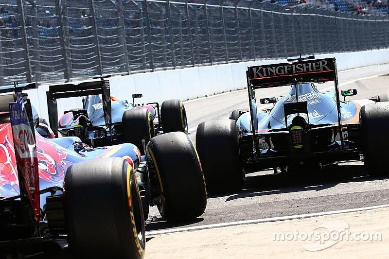 Benzinlimit in der Formel 1 wird für 2017 angehoben